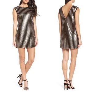 Ali & Jay Bianca Sequin Minidress